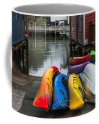 Water Adventure Awaits Coffee Mug