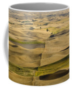 Farm Fields Coffee Mug