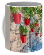 Flower Pots 2 Coffee Mug