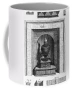 Franklin: Stove Coffee Mug