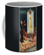 Howard Thurston, American Magician Coffee Mug