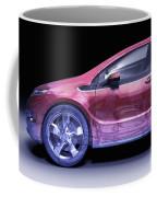 Hybrid Car Coffee Mug
