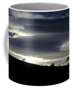 Lenticular Clouds Coffee Mug