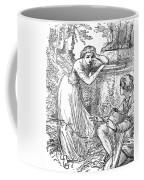 Love Lyrics And Valentine Verses, 1875 Coffee Mug