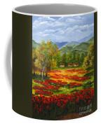 Mediterranean Landscape Coffee Mug