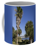 Melbourne Causeway To Indialantic In Central Florida From Geiger Coffee Mug