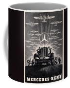 Mercedes - Benz Coffee Mug