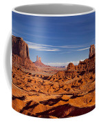 Monument Valley Coffee Mug