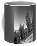 Mountainside Near Lake Tahoe Coffee Mug