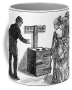 Newgate Prison, 1873 Coffee Mug