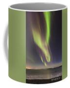 Northern Lights Iceland Coffee Mug