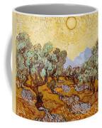 Olive Trees Coffee Mug