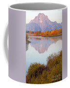 Oxbow Bend Grand Teton National Park Coffee Mug