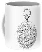 Pocket Watch, 19th Century Coffee Mug