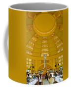 Psar Thmei Central Market In Phnom Penh Cambodia Coffee Mug
