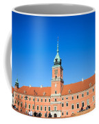 Royal Castle In Warsaw Coffee Mug