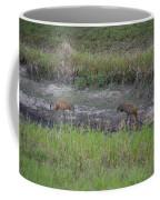 Sandhill Crane Coffee Mug