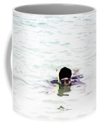 Snorkelling In The Lagoon Inside The Coral Reef Coffee Mug