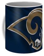 St Louis Rams Uniform Coffee Mug