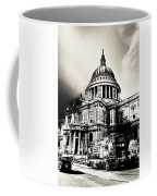 St Pauls Cathedral London Art Coffee Mug