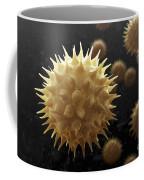 Sunflower Pollen Coffee Mug