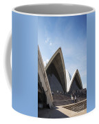 Sydney Opera House Detail In Australia  Coffee Mug