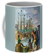 The Boston Tea Party, 1773 Coffee Mug by Granger