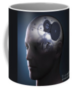 Thought Mechanism Coffee Mug