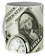 Time Is Money Coffee Mug
