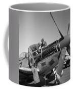 Tuskegee Airmen, 1945 Coffee Mug