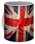 Union Jack  Coffee Mug by Les Cunliffe