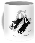 Can You Put Some More Sunscreen On My Ankles? Coffee Mug
