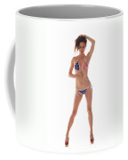 Usa Girl Coffee Mug