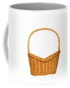 Wicker Basket Number Seven Coffee Mug