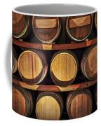 Wine Barrels Coffee Mug by Elena Elisseeva