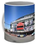 Wrigley Field - Chicago Cubs  Coffee Mug by Frank Romeo