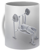 Exercise Workout Coffee Mug