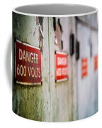 600 Volts Coffee Mug