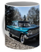 61 Chevrolet Biscayne Coffee Mug
