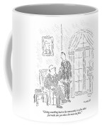 Giving Something Back To The Community Is A Fine Coffee Mug