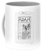 New Yorker April 23rd, 2007 Coffee Mug