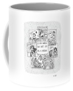 New Yorker July 7th, 2008 Coffee Mug