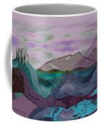 633 - A Dark Stormy Day   Coffee Mug