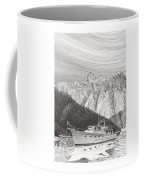 Desolation Sound Quiet Anchorage     Coffee Mug