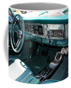 65 Plymouth Satellite Interior-8499 Coffee Mug