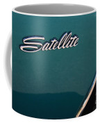 65 Plymouth Satellite Logo-8503 Coffee Mug