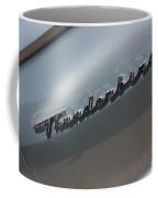 65 T-bird Emblem-7876 Coffee Mug
