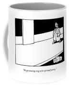 She Got Amazing Swag On Her Spiritual Journey Coffee Mug