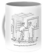 I Broncobust And I Dust-bust. You Got A Problem Coffee Mug
