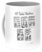 All-verbal Westerns Coffee Mug
